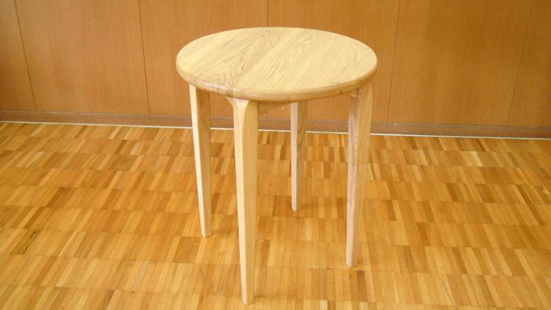 栗の丸Caféテーブル