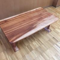 桜のセンターテーブル