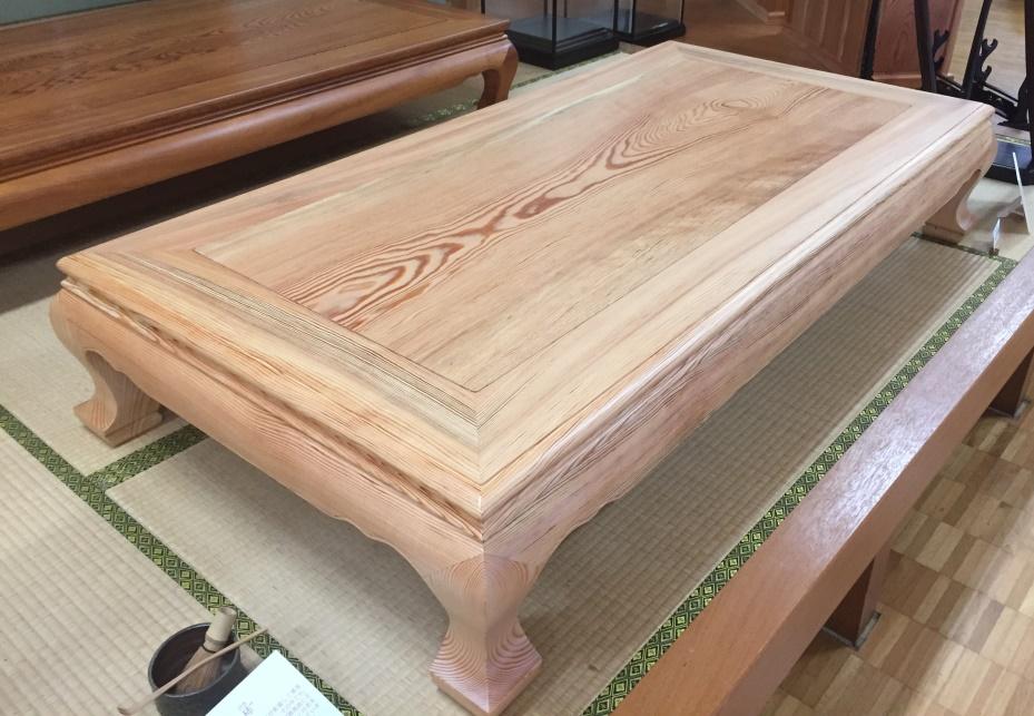松の座卓6尺