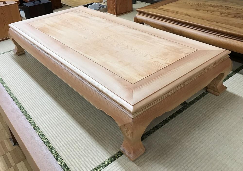 松座卓6尺