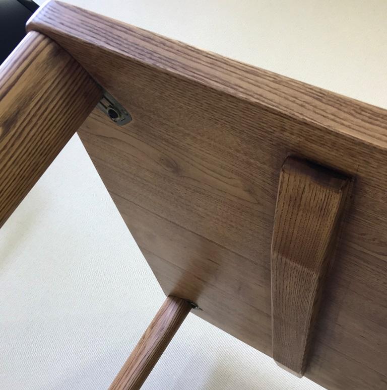栗のダイニングテーブル