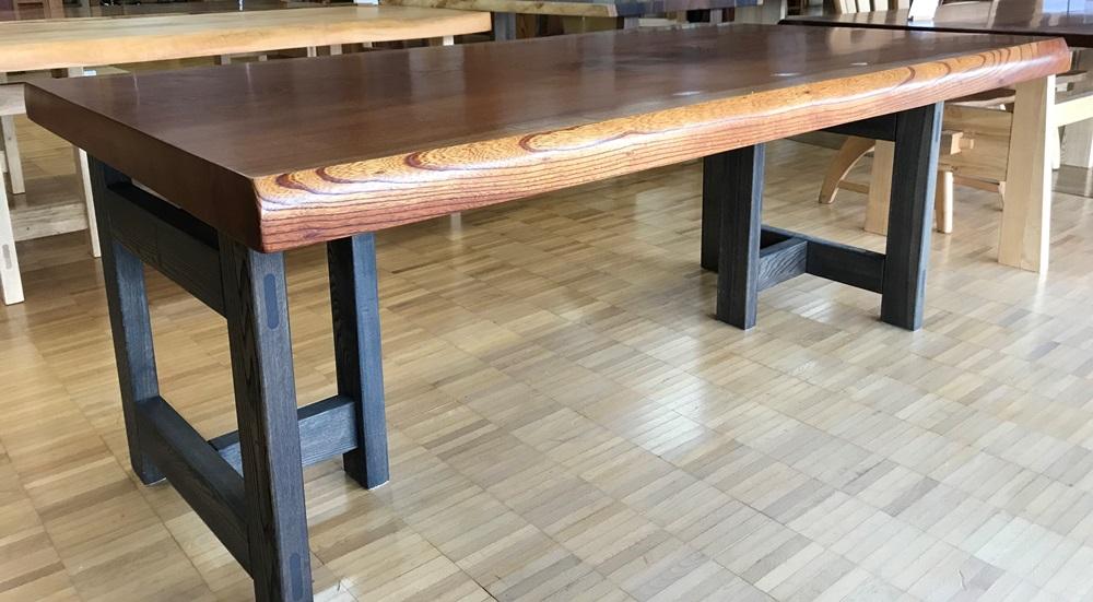 けやきのダイニングテーブル